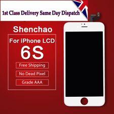 Para iPhone 6S 4.7''LCD Blanco Pantalla Táctil Pantalla Digitalizador Conjunto Recambio