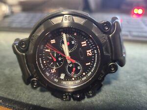 Oakley Mens Crank Case Chronograph Watch
