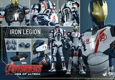 Hot Toys Avengers 2 Age of Ultron Iron Legion MMS299