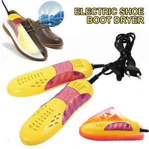 Skischuhwärmer Elektrischer Schuhtrockner Schuhwärmer elektrisch Schuhheizung DE