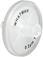 Whatman 6784-2502 PTFE Puradisc 25 Syringe Filter, 0.2 Micron PK10