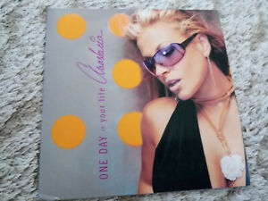 CD SINGLE ANASTACIA One day in your life