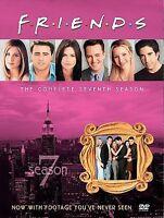 Friends - The Complete Seventh Season (DVD, 2004, 4-Disc Set, Digi-Pack)