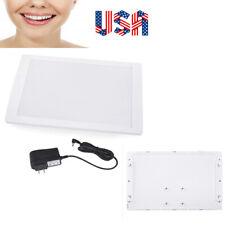 Dental X Ray Film Illuminator Light Box X Ray Viewer Light Panel A4 Led Us Fda