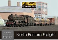Graham Farish 370-090 North Eastern Freight - N Gauge Train Set