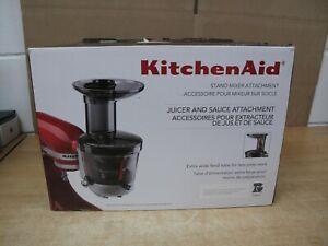 KitchenAid Juicer and Sauce Attachment KSM1JA