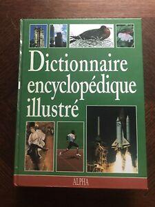 Dictionnaire encyclopédique illustré. Noms propres. Alpha.