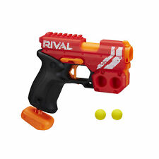 Nerf Rival Knockout XX-100 Blaster -- 90 FPS, 2 Nerf Rival Rounds, Team Red
