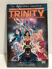 Trinity Vol. 2: Dead Space (DC Universe Rebirth) by F. Manapul (2017, Hardcover)