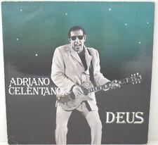 ADRIANO CELENTANO DEUS Disque VINYLE 33 Tours Arabella 1981 France 203760