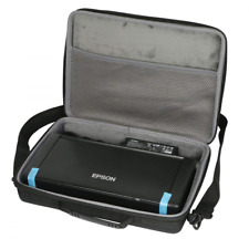 Carrying Case Bag for Epson WorkForce WF-100 Wireless Mobile Printer Storage New