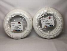 2 Atp Nsf 61 Lldpe 14 Od 100 Ft Polyethylene Plastic Tubing Pe14aw White Usa