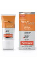Neutrogena Rapid Clear Acne Defense Face Lotion 1.7 fl oz (50 ml) exp.6/2021