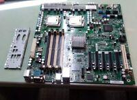 HP Proliant Server Motherboard 450054-001 Dual Socket 775  CPU SLBBL