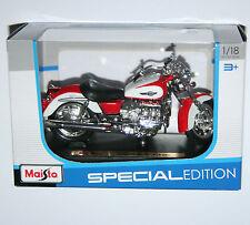 Maisto - HONDA F6C Motorbike - Model Scale 1:18