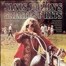 JANIS JOPLIN GREATEST HITS CD ALBUM (Best Of)