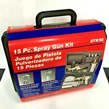 DeVilbiss ATK50 Pneumatic Air Tools & Accessories Set  >> UNUSED <<