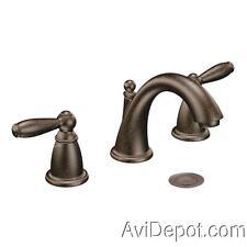 "Moen T6620ORB Brantford Oil Rubbed Bronze 8-16"" Widespread Faucet Trim Kit"