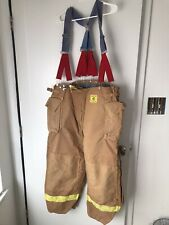 Firefighter Honeywell Morning Pride Turnout Bunker Pants 40x38 Costume Used