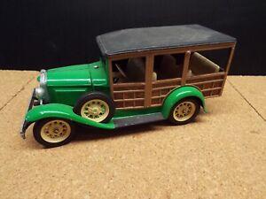 BUILT - Hubley  FORD Model A Station Wagon