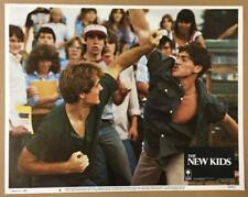 John Philbin Shannon Presby NEW KIDS 1984  #6 11x14 Org Lobby Card 1610