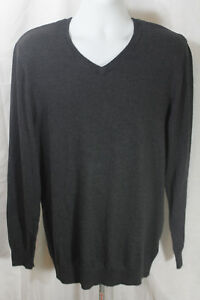 NEW Old Navy Dark Gray Long Sleeve Shirt Size Large Tall NWT