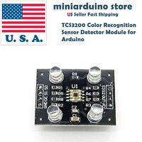 TCS230 TCS3200 Color Recognition Sensor Detector Module for MCU Arduino
