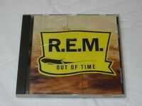 Out of Time by R.E.M. CD Mar-1991 Warner Bros. Radio Song Losing My Religion