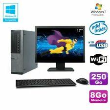 PC de bureau Dell OptiPlex 790 avec Intel Pentium G