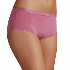 NEW EX M & S LADIES PINK FLEXIFIT 4 WAY STRETCH COMFORTABLE PANTS KNICKERS 8-22