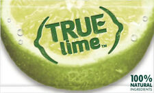 True Lime Crystallized Lime - 100 Bulk Pcks   -   FREE SHIPPING