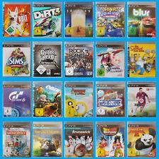 PS3 - Playstation ? Spiel nach Wahl - FIFA | Sims | Spyro | Uncharted | Hulk uvm