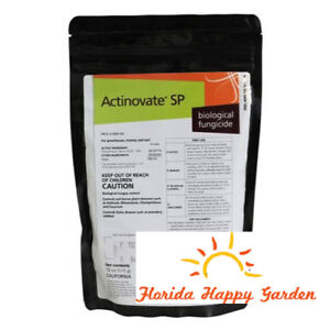 Actinovate SP Biological Fungicide Organic and Plants 18 OZ