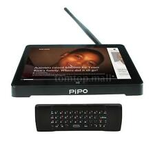 PiPO X8 Android 4.4 TV Box Smart Windows 8.1 Mini PC BT +Air Mouse Keyboard 83GE