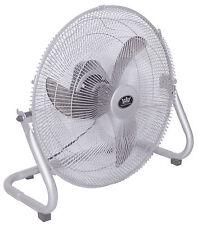 "Prem-I-Air Home Office 18"" High Velocity Portable Floor Air Circulator Cool Fan"