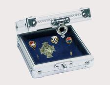SAFE 5871 Alu-Vitrine für Pin´s, Anstecknadeln, Orden ...