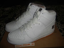 2013 NIKE Dunk Hi High PRM Undftd SP US 8 UK 7 UE 41 Undefeated riportare Pack