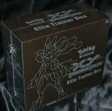 Mega Lucario EX Elite Trainer Box XY Furious Fists Set Pokemon Trading Cards