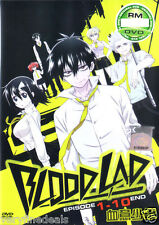 Blood Lad DVD 1-10 Anime Collection New Ship Fast - US Seller Ship FAST