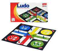 Funskool Ludo Traditional Family Board Game