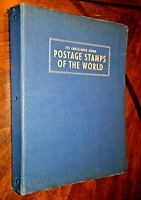 CatalinaStamps: 1954 Harris Ambassador World Stamp Album, 2,728 Stamps, D380