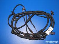 VW GOLF 7 e-golf Mazo de cables PARACHOQUES TRASERO Absorbe Choques für 6 PDC