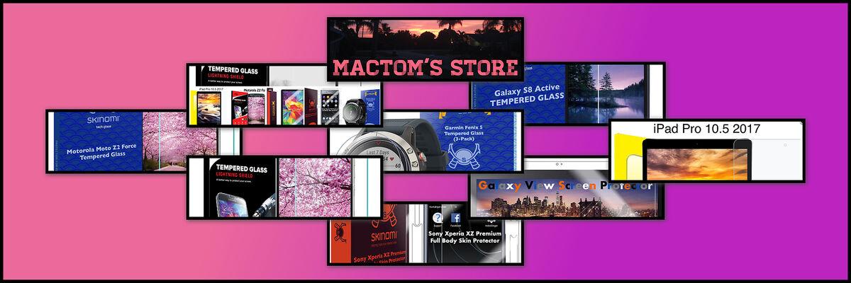 Mactom' Store