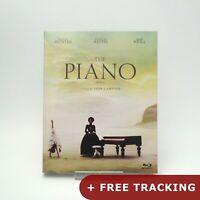 The Piano .Blu-ray w/ Slipcover / Jane Campion, Holly Hunter