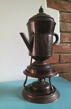 More details for antique coffee maker percolator  french 19th century copper - louis malen