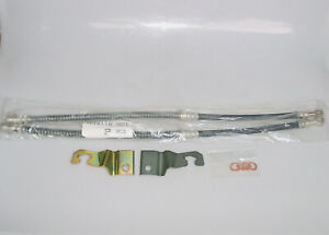 NEU orig. Mitsubishi Bremsschlauch Set + Halter MN116842 MN116821 Space Wagon VA
