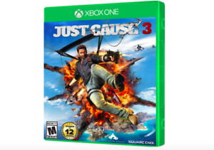 Just Cause 3 XBOX ONE NEW