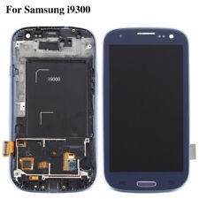 OEM Samsung Galaxy S3 i9300 i9305 LCD Touch Display Screen Digitizer Deep Blue