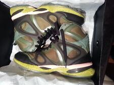 Alexander McQueen McQ Puma Run Mid Green Mens Shoe Sneaker 10.5 NEW