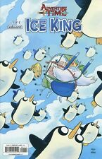 Adventure Time Ice King #1A & Bleeding Cool Magazine #9 - Regular Show NEW NM/MT